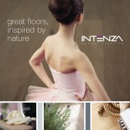 great floors, inspired by nature - Intenza floors