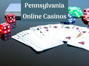 Pennsylvania Online Casinos