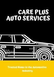 Take Your Car's Performance A Step Higher With Regular Car Service