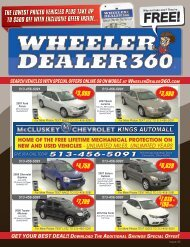 Wheeler Dealer 360 Issue 42, 2018