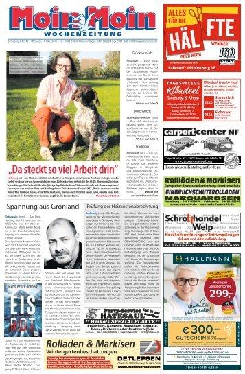 MoinMoin Schleswig 42 2018