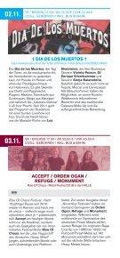 Programm Schlachthof Wiesbaden - November 2018 - Page 6