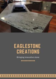 Renovate Your Kitchen Space with Attractive Granite Benchtops in Melbourne