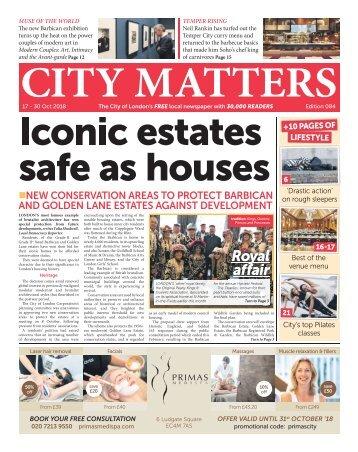 City Matters 084