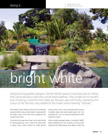 Resene habitat magazine issue 5 renovating a villa for Villas xanthe
