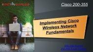 Download Updated Cisco 200-355 Dumps -  Cisco 200-355 Exam Study Material