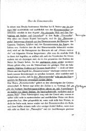 ber die Elementarreiche - Maximilian Rebholz
