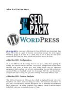 Yoast vs All in One SEO Pack: Which should You Prefer - Page 3