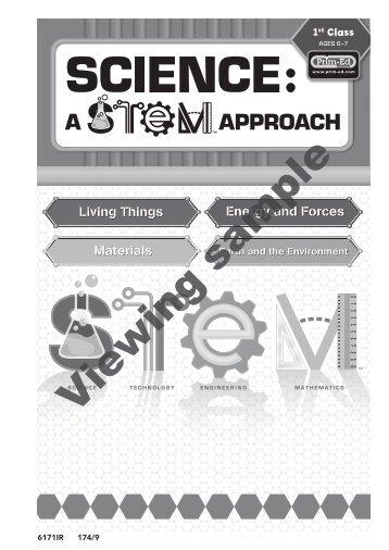 PR-6171R Science A STEM Approach - Primary 2