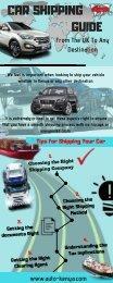 Choose The Right Shipping Company | Shipping a Car to Kenya