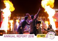 Innibos Annual Report 2018