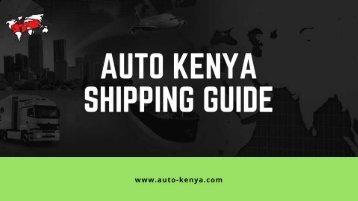 Car Import Guide to Kenya   Auto Kenya