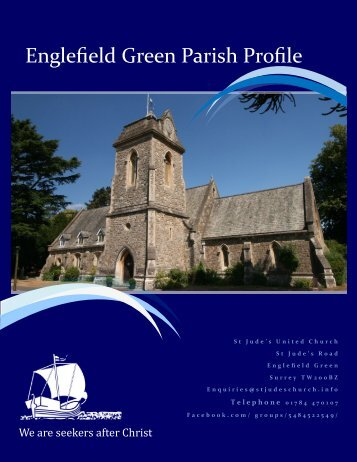 Parish Profile_Final Oct 2018