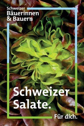 Schweizer Salate