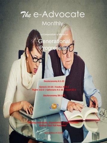 Generational Progression