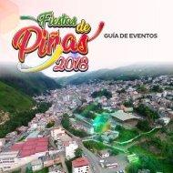 Fiestas de Piñas 2018 Guia