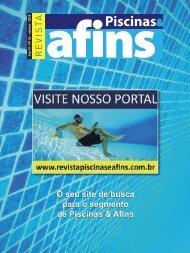 Revista Piscinas & Afins set/out 2018