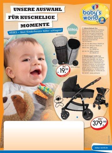 VEDES Babyhartwarenflyer | BH38