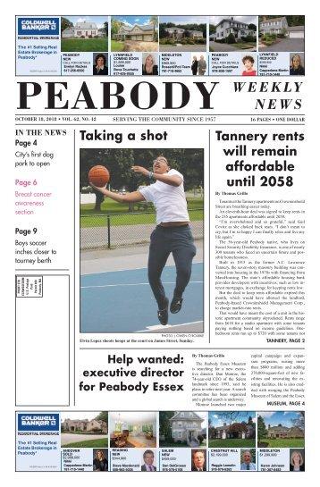 Peabody 10-18