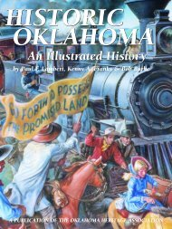 Historic Oklahoma: An Illustrated History