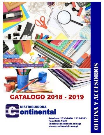 Catalogo GDC Oficina