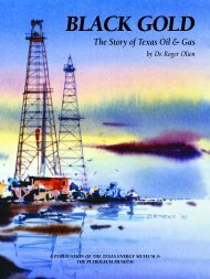 Black Gold: The Story of Texas Oil & Gas