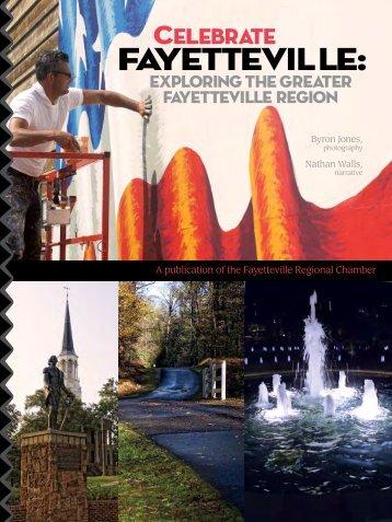 Celebrate Fayetteville: Exploring the Greater Fayetteville Region