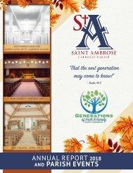 SA18 Annual Report
