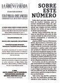 La Sirena Varada: Año II, Número 11 - Page 2