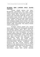 Seni Tulisan Kaca - Page 6