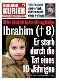 Berliner Kurier 17.10.2018