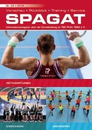 Spagat 2018