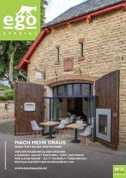 ego Magazin Bitburg & Eifel - Sonderausgabe