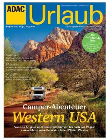 ADAC Urlaub Oktober-Ausgabe 2018_Südbayern