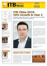 ITB China News 2018 - Preview Edition