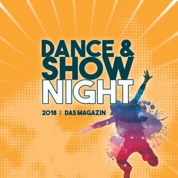 Magazin DAnce & Show Night 2018