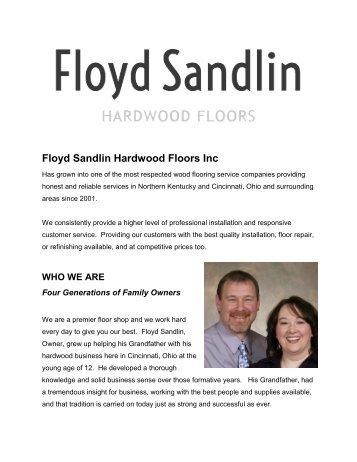 Professional Flooring Solutions Here in Cincinnati, Ohio