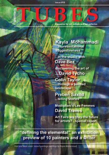 painters Tubes magazine. Read Free issue10