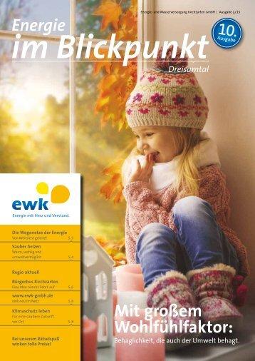 EWK Magazin 2/2015