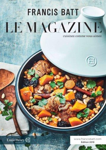Magazine Francis BATT 2019