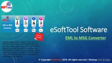 EML to MSG Converted