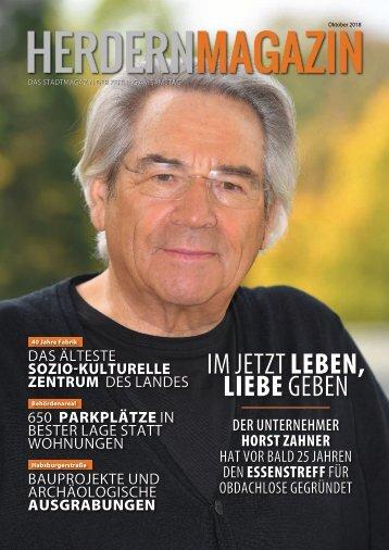 Herdern Magazin (Oktober 2018)