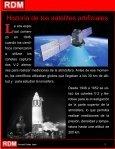 SATÉLITES ESPACIALES  - Page 6