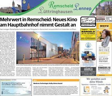 Remscheid-Lennep-Lüttringhausen  -19.10.2018-