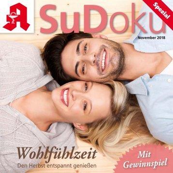 "Leseprobe ""Sudoku-spezial"" November 2018"