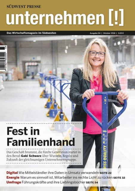 2018/42 - Unternehmen Ausgabe 64