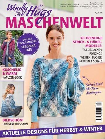 Woolly Hugs Maschenwelt Nr. 4/2018