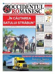 Occidentul romanesc 92 octombrie 2018