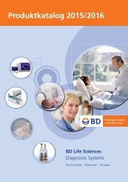 BD Diagnostics DE