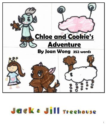 10. Joan Wong- Chloe and Cookie's Adventure (1)